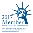 Attorney Maya Y. King is a member of the American Immigration Lawyer's Association (AILA)
