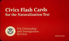 Naturalization Civics Test Answer Updates |公民考试回答更新